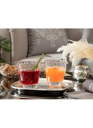 Madame Coco Fiona 4'lü Su Bardağı Renkli
